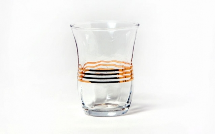 Γυάλινο ποτήρι τσαγιού