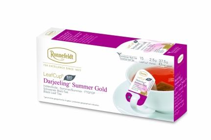 LeafCup® Darjeeling Summer Gold