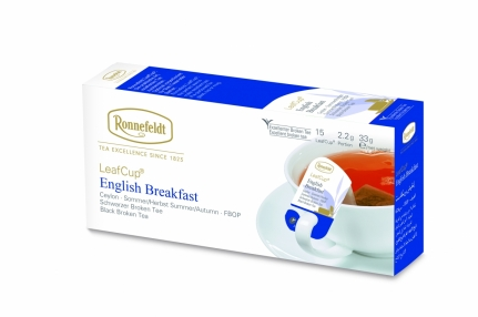 LeafCup® English Breakfast