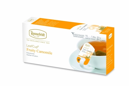 LeafCup® Fruity Camomile