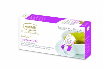 LeafCup® Jasmine Gold