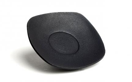 Μαύρη μαντεμένια βάση κούπας Zen
