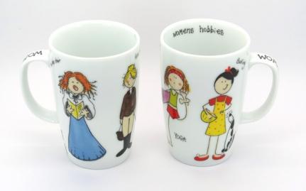 Πορσελάνινο mug Baking