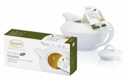 Tea-Caddy® Greenleaf