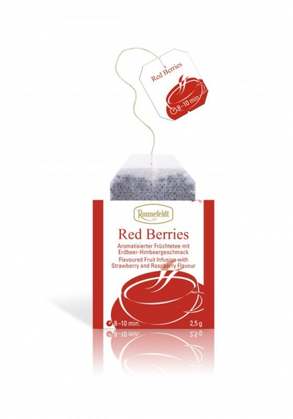 Teavelope® Red Berries