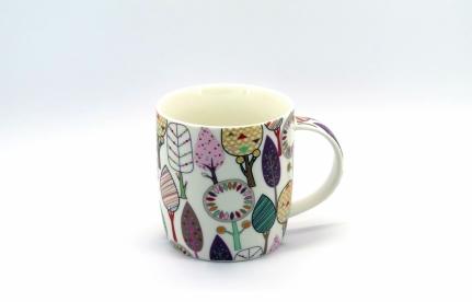 Πορσελάνινη κούπα mug Carla A