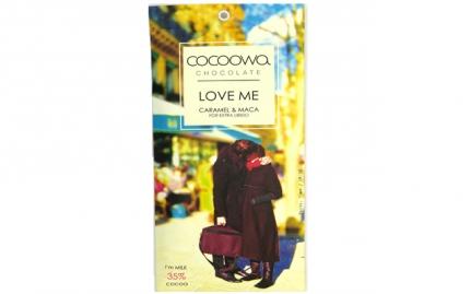 Σοκολάτα Love me 60% κακάο