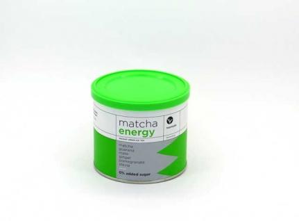 Matcha Energy 0% πρόσθετη ζάχαρη 200gr