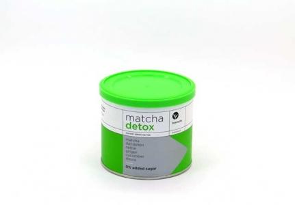 Matcha Detox 0% πρόσθετη ζάχαρη 200gr