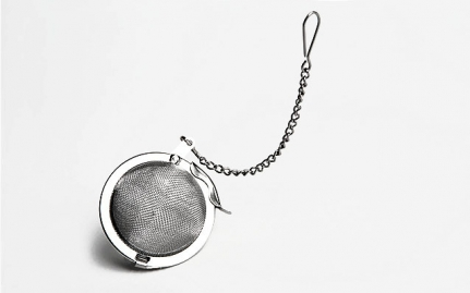 Stainless steel infuser Ball S