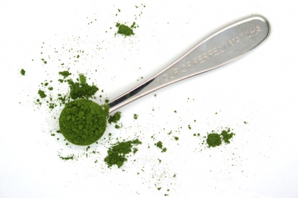 Matcha measuring spoon