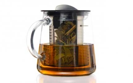 Γυάλινη τσαγιέρα Tea Control 0,8 L