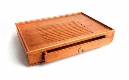 Chinese ceremony bamboo tray Chuan