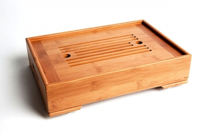 Chinese ceremony bamboo tray Hang
