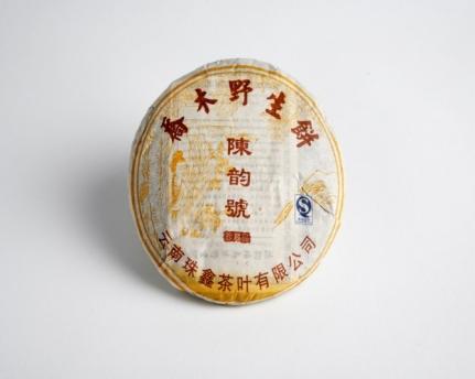 'Raw Pu'Er γαλέτα 100γρ., 2011, Yun Xian