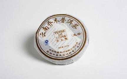 Raw Pu'Er γαλέτα 100γρ., 2012, Lin Cang