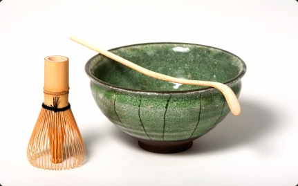 Matcha set, three piece