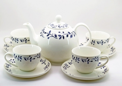 Tea set Five o'clock