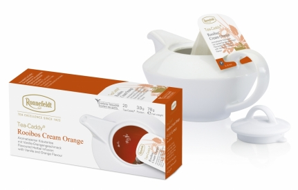 Tea-Caddy® Rooibos Cream Orange