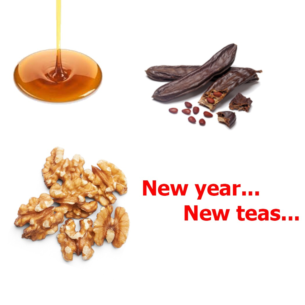 new year...new teas